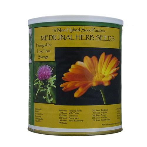 Preparedness Seeds Medicinal Herbs Garden Seeds For