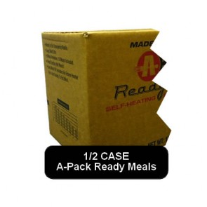 A-Pack Half Case