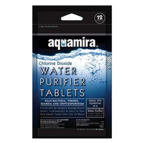 Aquamiria Water Purifier Tablets