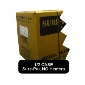 Sopakco SurePak Half Case without Heaters