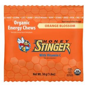 Honey Stinger Orange Blossom Organic Energy Chews