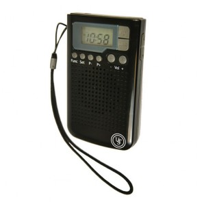 UST Weatherband AM/FM Survival Radio