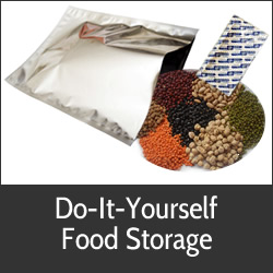 Freeze Dried Dehydrated Foods Long Term Food Storage