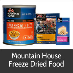 Freeze Dried & Dehydrated Foods | Long Term - TheEpicenter com