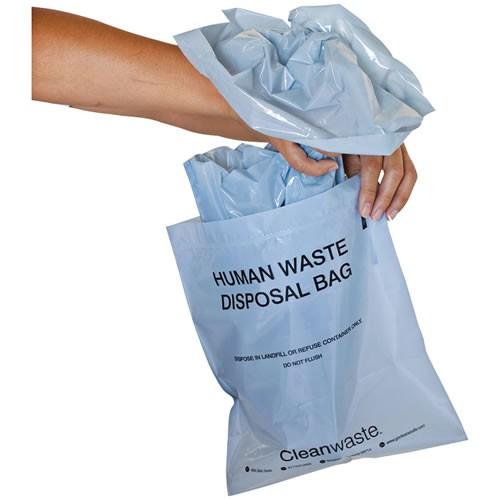 Go Anywhere Waste Bag Wag