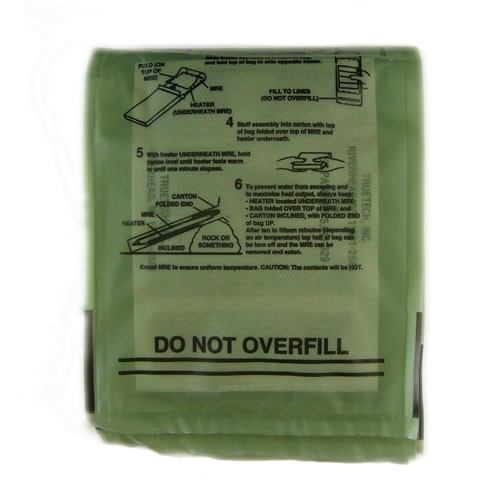Mre Flameless Ration Heaters 12 Pack