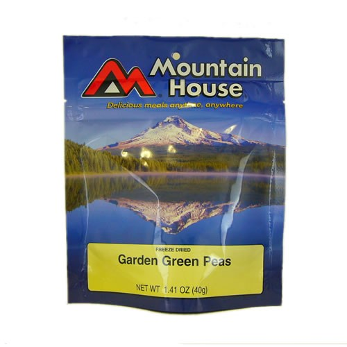 Mountain House Freeze Dried Green Peas