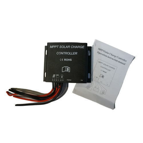 Solar Charge Controller, MPPT 10A 12/24V