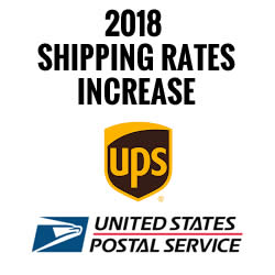 2018 UPS & USPS Shipping Rate Increases Announced | TheEpicenter com